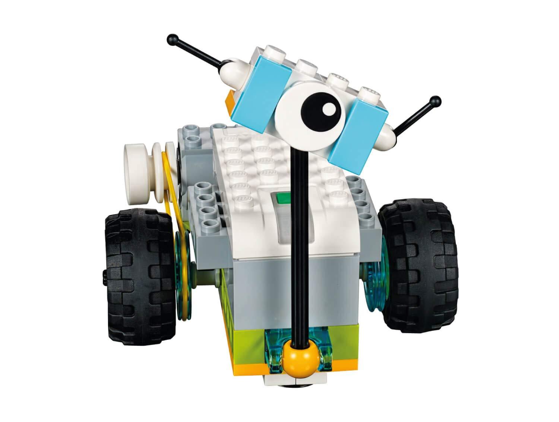 Découverte de Milo, le robot lego WeDo 2.0 |