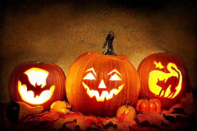 Création autour d' Halloween   