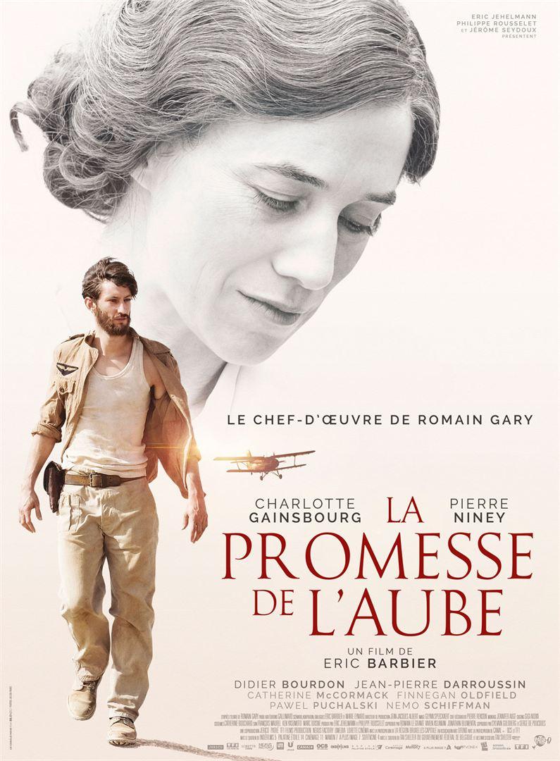 ''La Promesse de l'aube'', film d'Eric Barbier (France, 2017, 2h) |