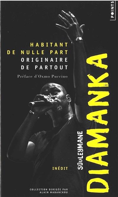 Récital littéraire de Souleymane Diamanka |