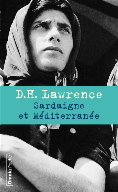 David Herbert Lawrence  pour Sardaigne et méditerranée (1921)   