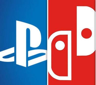 PS4 et Switch |
