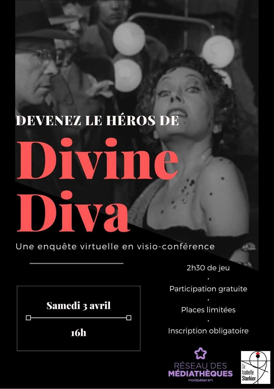 Divine Diva, qui a intérêt à tuer la Diva ?  |