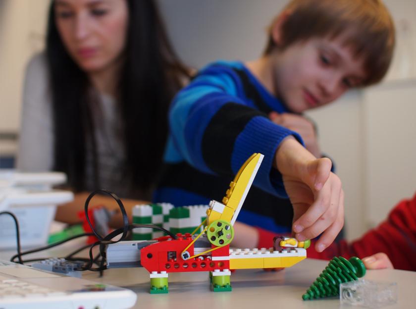 Atelier Robot Lego WeDo 2.0 |