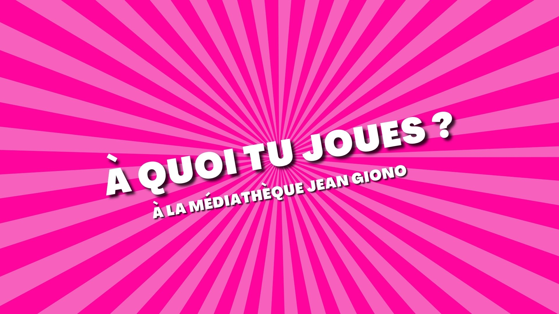 """ A quoi tu joues ?"" n° 4 : Mollo l'escargot 