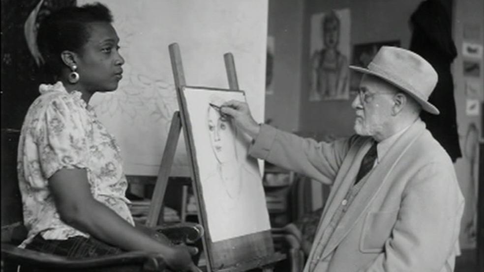 Aragon, le roman de Matisse de Richard Dindon, France, 2003, 52 min |