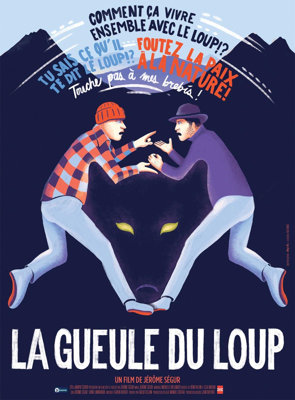 ''La Gueule du loup'' de Jérôme Ségur, France, 2015, 1h20 |