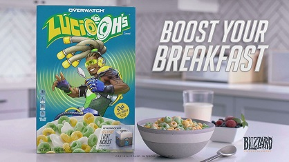 Overwatch Breakfast |
