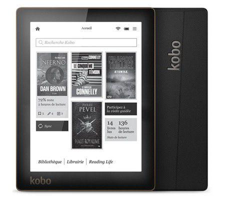 Liseuses et livres numériques |