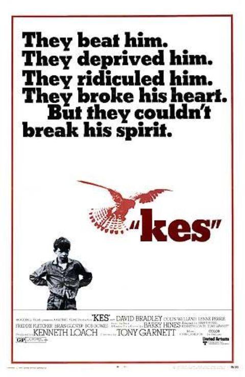 """Kes"" de Ken Loach, Grande-Bretagne, 1972, 1h50, Vostf |"